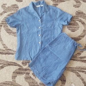 Tommy bahama linen set